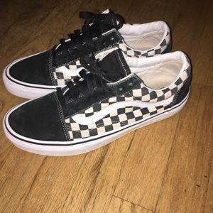 Vans Shoes - Vans Checkered Old Skool